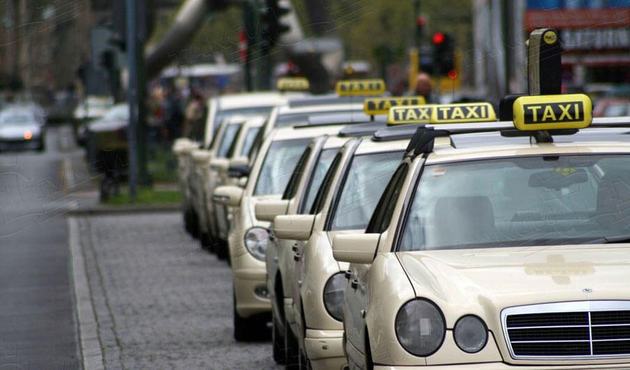 Такси Петербург